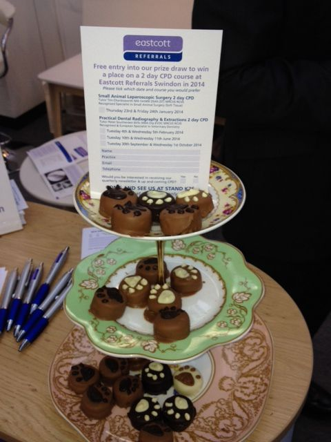 Chocolates and CPD Competition