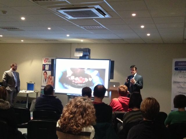 Eastcott Veterinary Referrals hospital host veterinary dentistry CPD