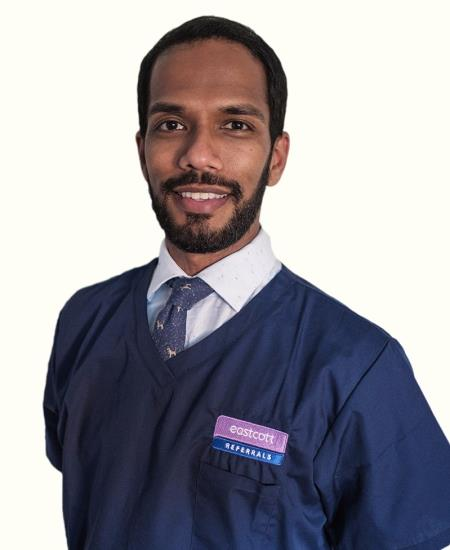 Vim Kumaratunga Ophthalmology Referral Vet