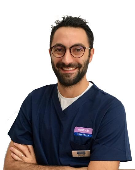 Filippo Cinti Vet Eastcott Referrals Surgery