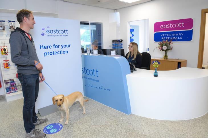 Waiting Areas 2 at Eastcott Referrals